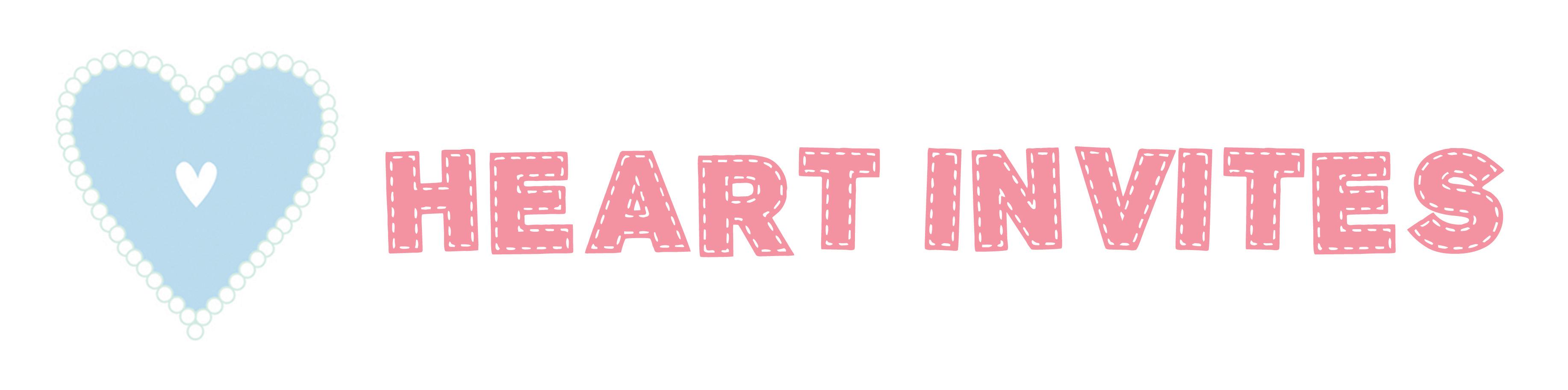 Heart Invites