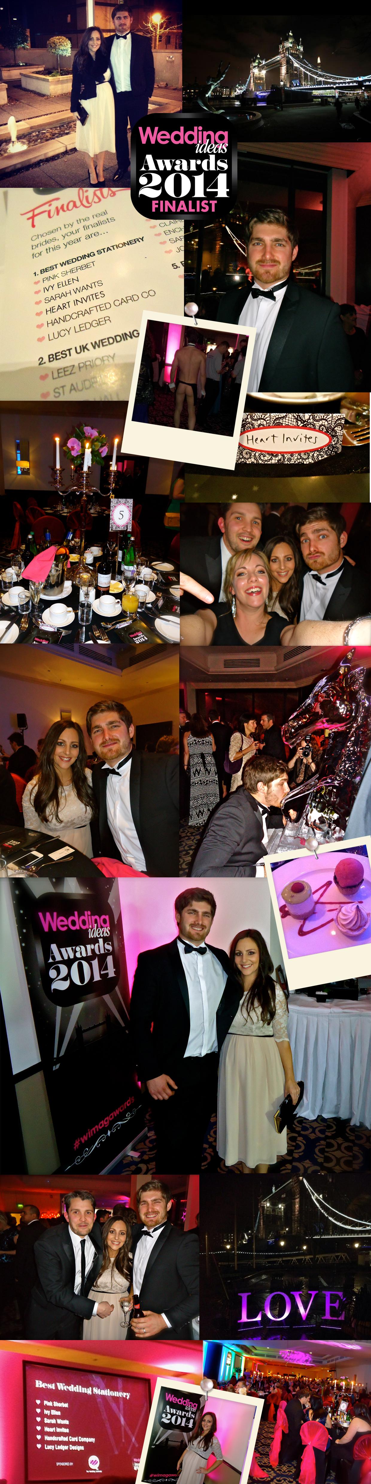 Wedding Ideas Awards 2014