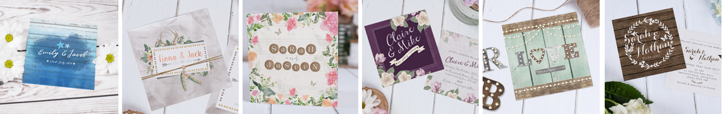 New wedding stationery collections 2017