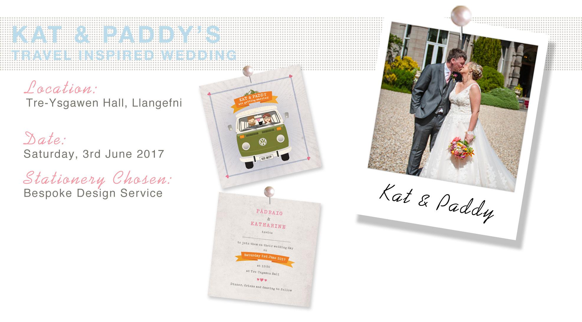 Kat & Paddy's Wedding