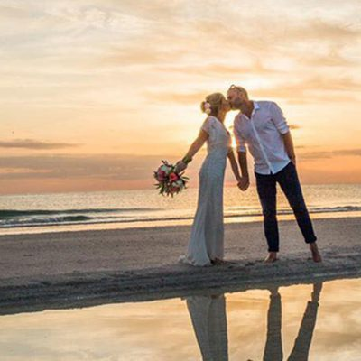 Jess & Andy's Tropical Wedding in Florida