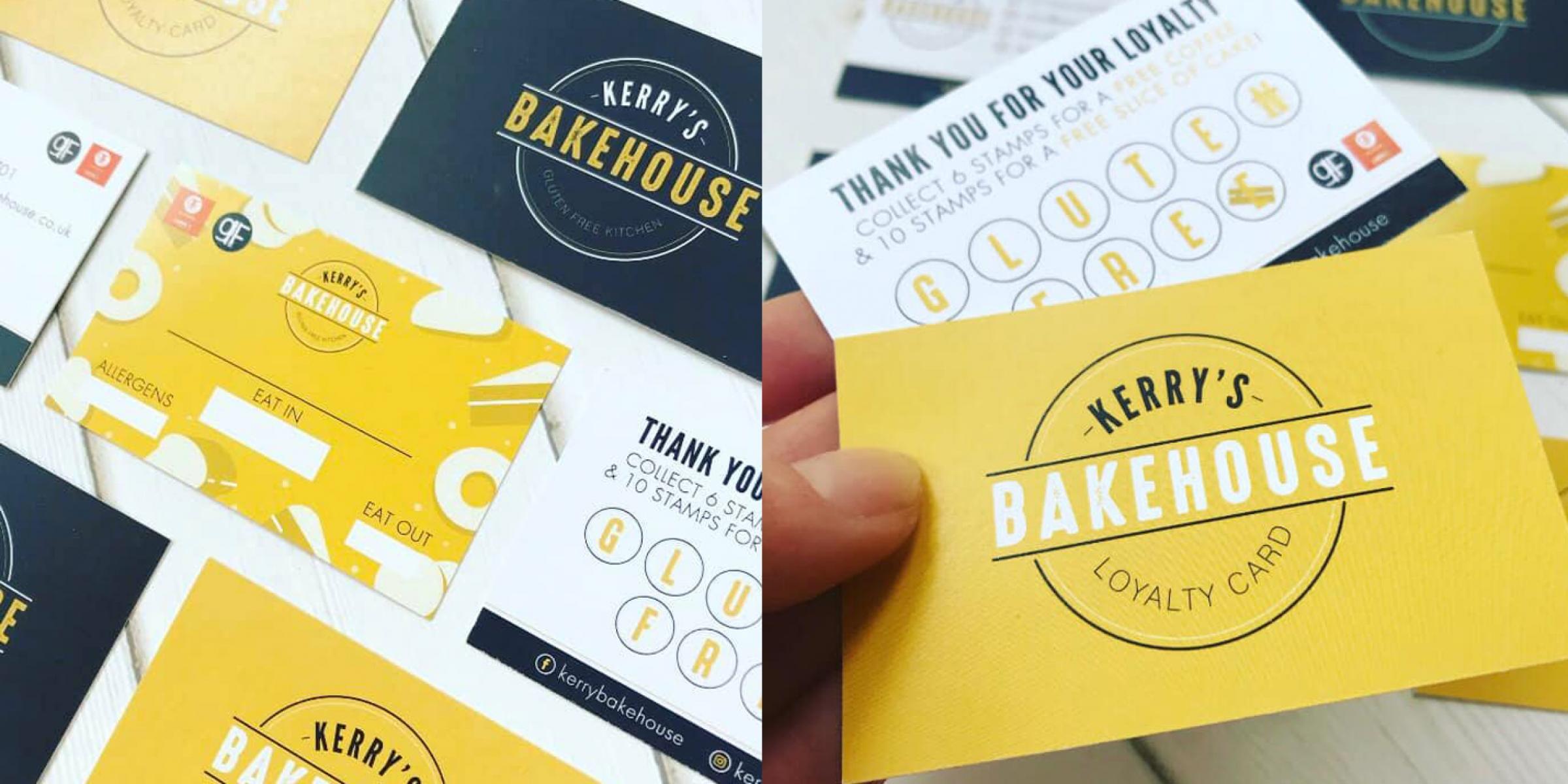Kerrys Bakehouse Stationery
